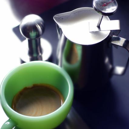 だんだん安定してきた趣味のエスプレッソ&フォームミルクで家カフェ