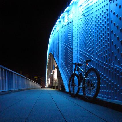 今年の夏は29erで自転車通勤・走りきった・・