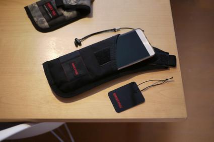 大型スマートフォンケース : BRIEFING PP-6 S PLUS × HUAWEI Mate 9